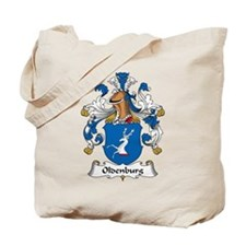 Oldenburg Family Crest Tote Bag