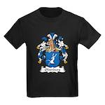 Oldenburg Family Crest Kids Dark T-Shirt