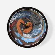 Earth History Wall Clock