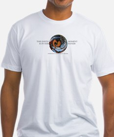 This Earth Moment is in Our Hands Shirt