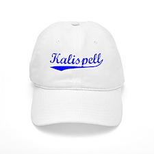 Vintage Kalispell (Blue) Baseball Cap