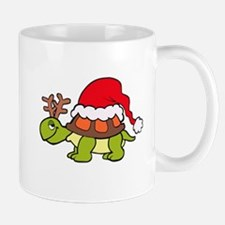 Turtle Christmas Mugs