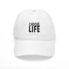 Choose Life Baseball Cap