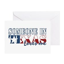 Someone in Texas Greeting Card