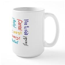 Viva tu vida Ceramic Mugs