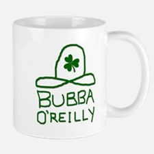 Bubba O'Reilly Irish Shamrock Mug