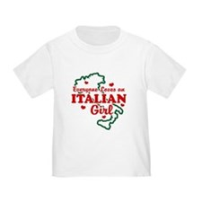 Everyone Loves an Italian girl T