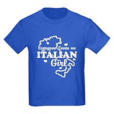 Everyone Loves an Italian girl T