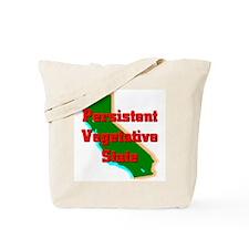 California Vegetative State Tote Bag