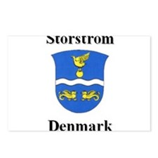 Storstrom Postcards (Package of 8)