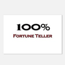 100 Percent Fortune Teller Postcards (Package of 8