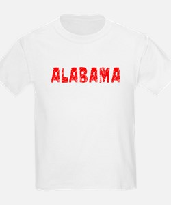 Alabama Faded (Red) T-Shirt