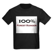 100 Percent Forest Ranger T