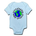 Sustainable Wee source Infant Bodysuit