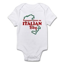 Everyone Loves an Italian Boy Infant Bodysuit