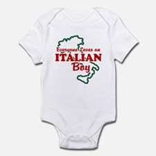 Everyone Loves an Italian Boy Infant Bodysuit