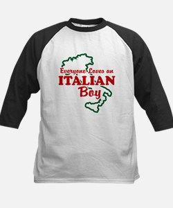 Everyone Loves an Italian Boy Tee