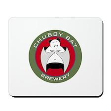 Chubby Bat Brewery Mousepad