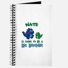 Nate - Big Brother To Be Journal