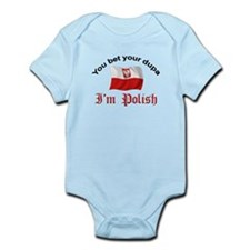 Polish Dupa 5 Infant Bodysuit