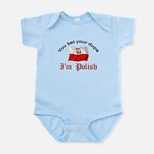 Polish Dupa 5 Infant Bodysuit