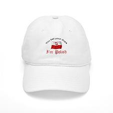Polish Dupa 5 Baseball Cap