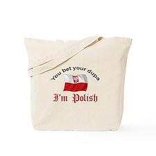Polish Dupa 5 Tote Bag