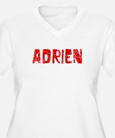 Adrien Faded (Red) T-Shirt