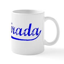 Vintage La Mirada (Blue) Mug