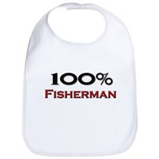 100 Percent Fisherman Bib