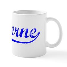 Vintage La Verne (Blue) Mug