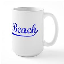 Vintage Laguna Beach (Blue) Mug