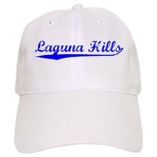Vintage Laguna Hills (Blue) Baseball Cap