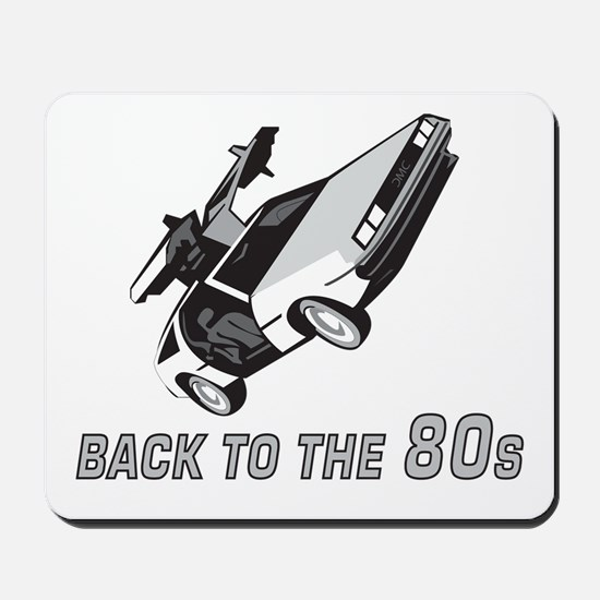 Back to the 80s Mousepad