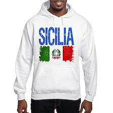 Classic Retro Sicilia Jumper Hoody