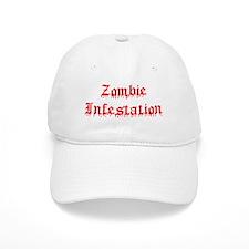 Zombie Infestation Baseball Cap
