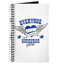 Everyone loves an Honduran girl Journal