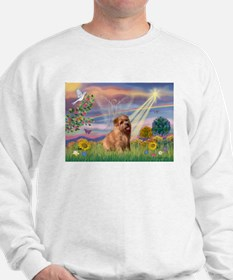 Cloud Angel & Norfolk Sweatshirt