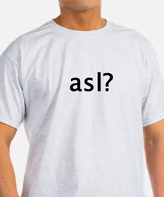 Age Sex Location T-Shirt