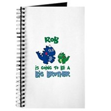 Rob - Big Brother To Be Journal
