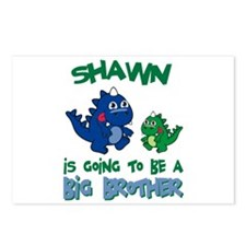 Shawn - Big Brother To Be Postcards (Package of 8)