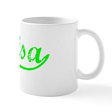 Vintage Marisa (Green) Mug