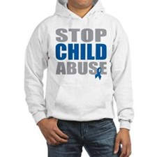 Stop Child Abuse 4 Hoodie