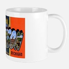 Jackson Michigan Greetings Mug