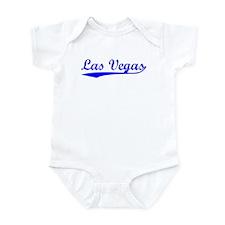 Vintage Las Vegas (Blue) Infant Bodysuit
