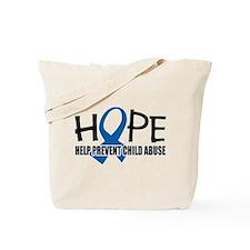 HOPE: Child Abuse Tote Bag
