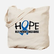 HOPE: Child Abuse Tote Bag