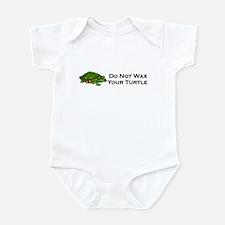 Do Not Turtle Baby Bodysuit