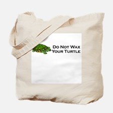Do Not Turtle Tote Bag