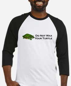 Do Not Turtle Baseball Jersey